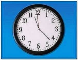 Popular Screensaver Desktop Clocks