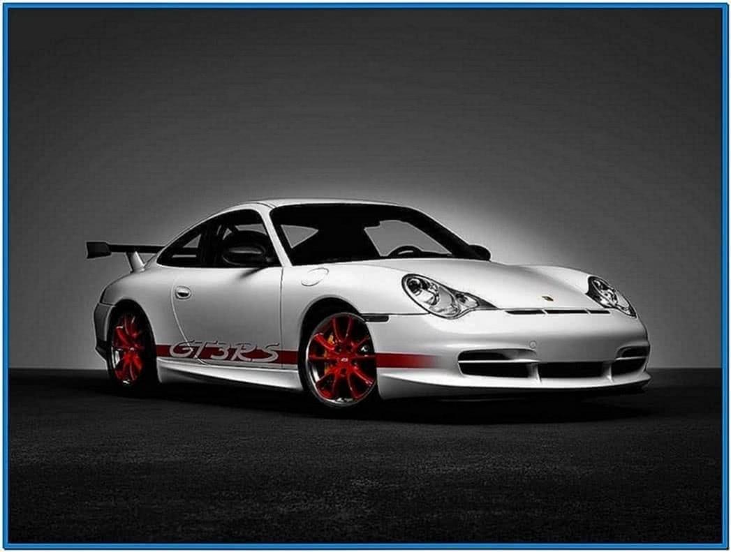 Porsche 911 GT3 Screensaver