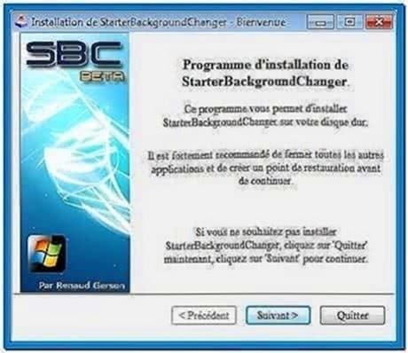 Programma Cambiare Screensaver Windows 7 Starter