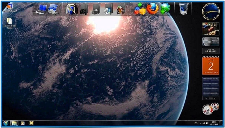 PS3 Earth Visualizer Screensaver