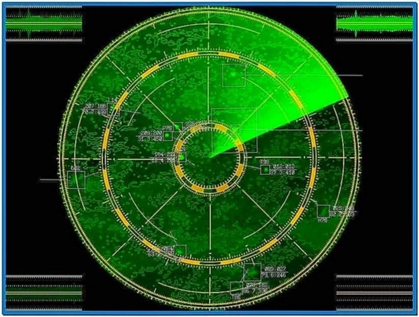 Radar Screensaver Windows 7