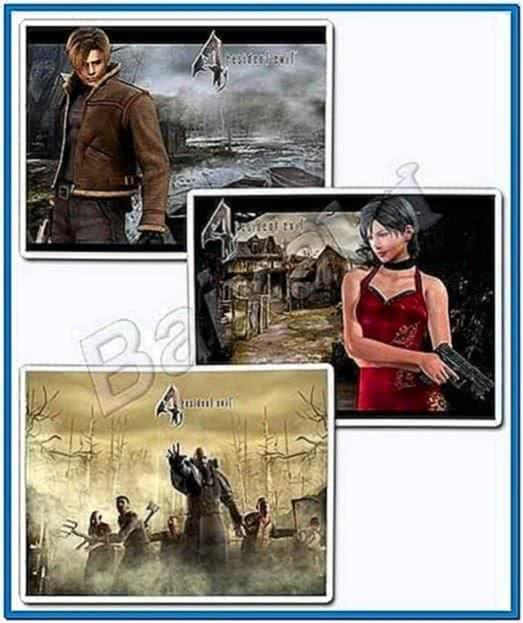 Resident Evil 4 Screensaver 1.0