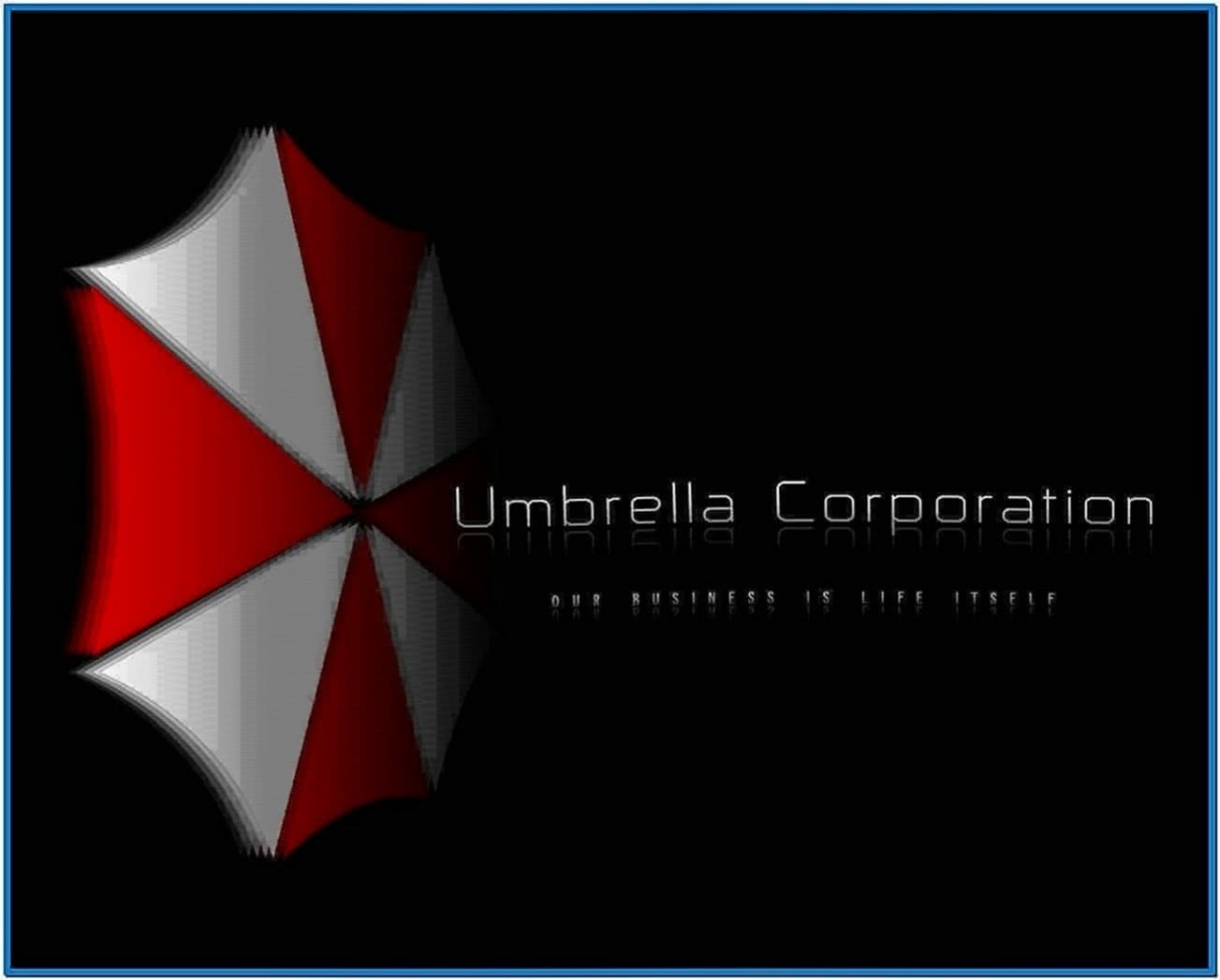 Resident Evil Umbrella Corporation Screensaver