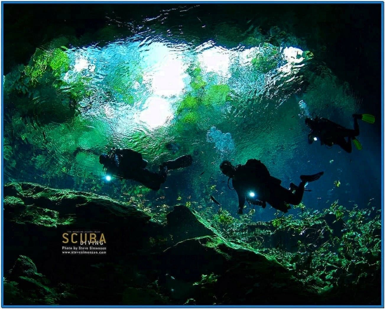 Riviera Maya Screensaver