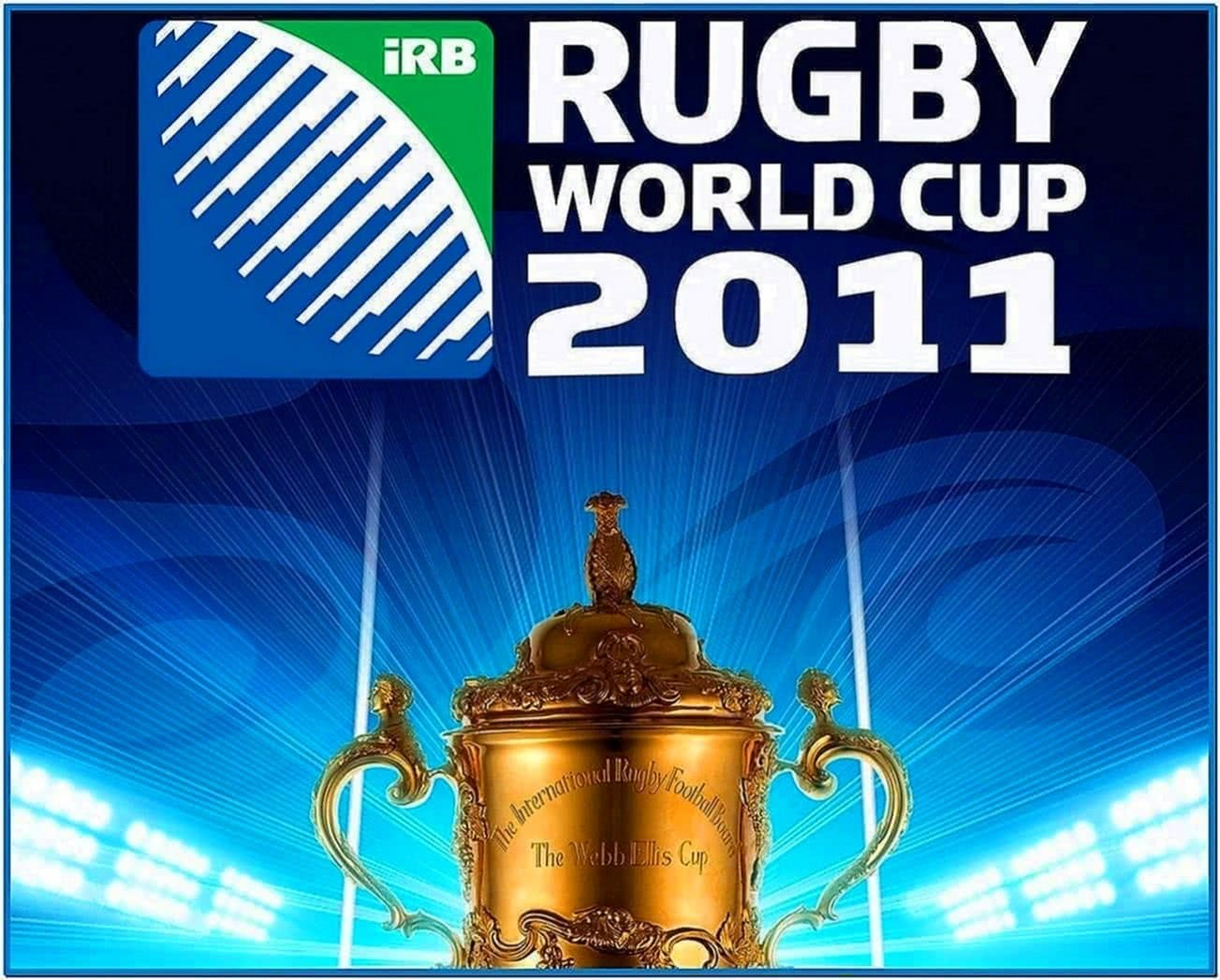 Rugby World Cup 2020 Screensaver