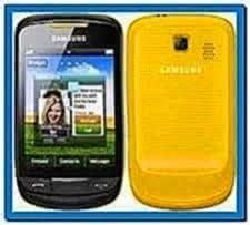 Samsung corby 2 screensaver