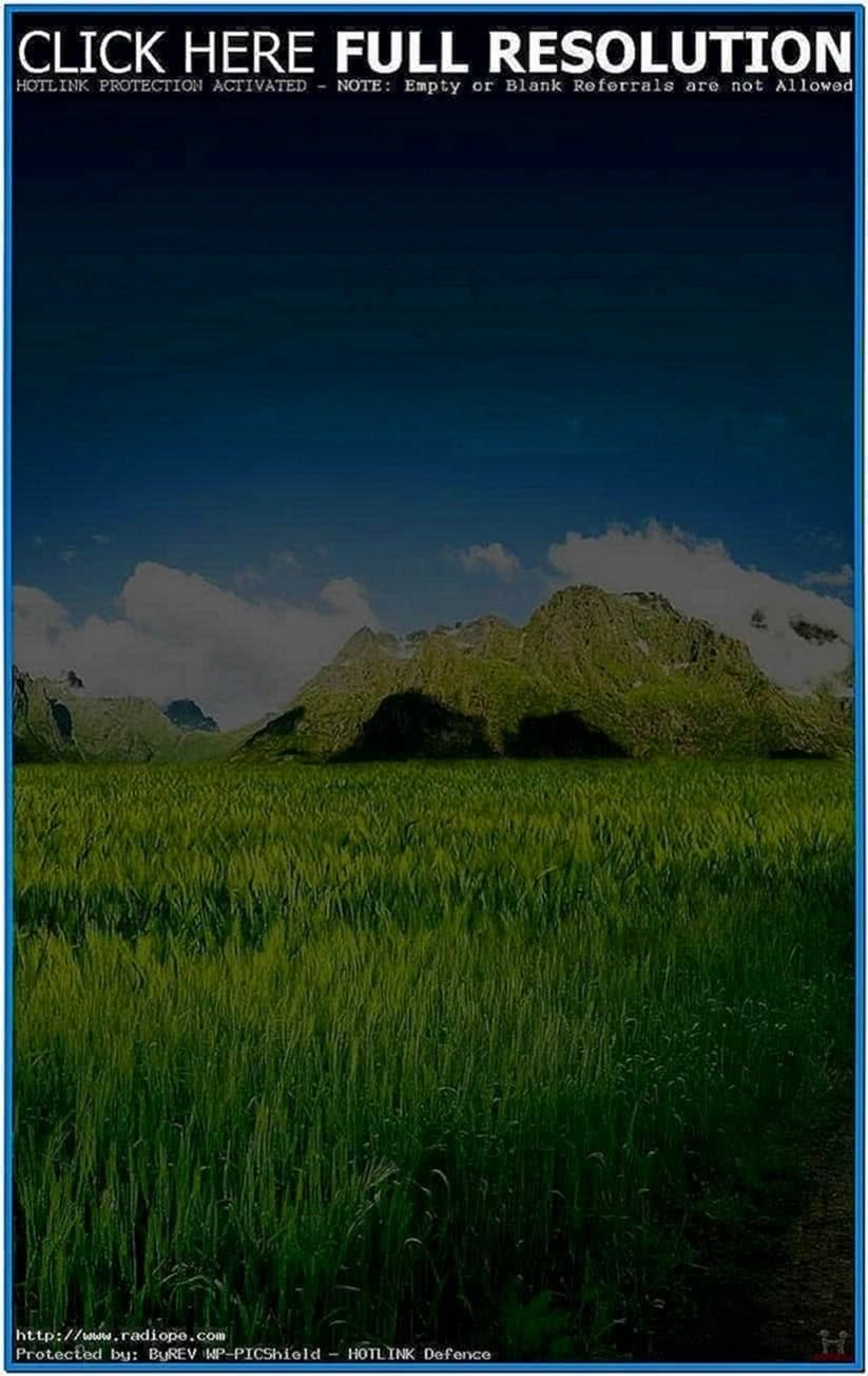 Samsung Galaxy Note Screensaver