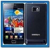 Samsung I9100 Galaxy S II Screensaver