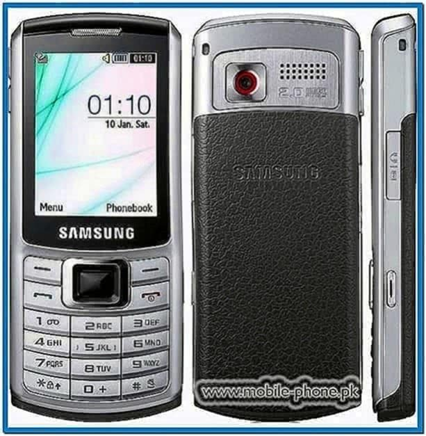 Samsung s3310 screensaver