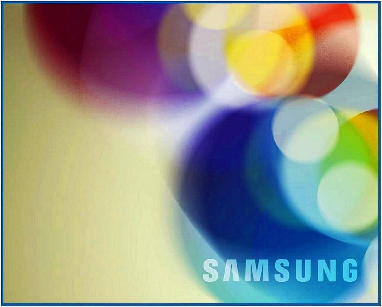 Samsung Screensaver for PC
