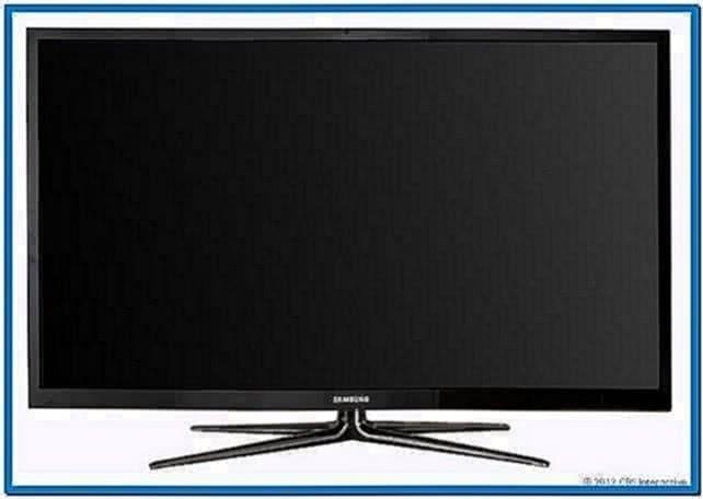 Samsung TV Screensaver