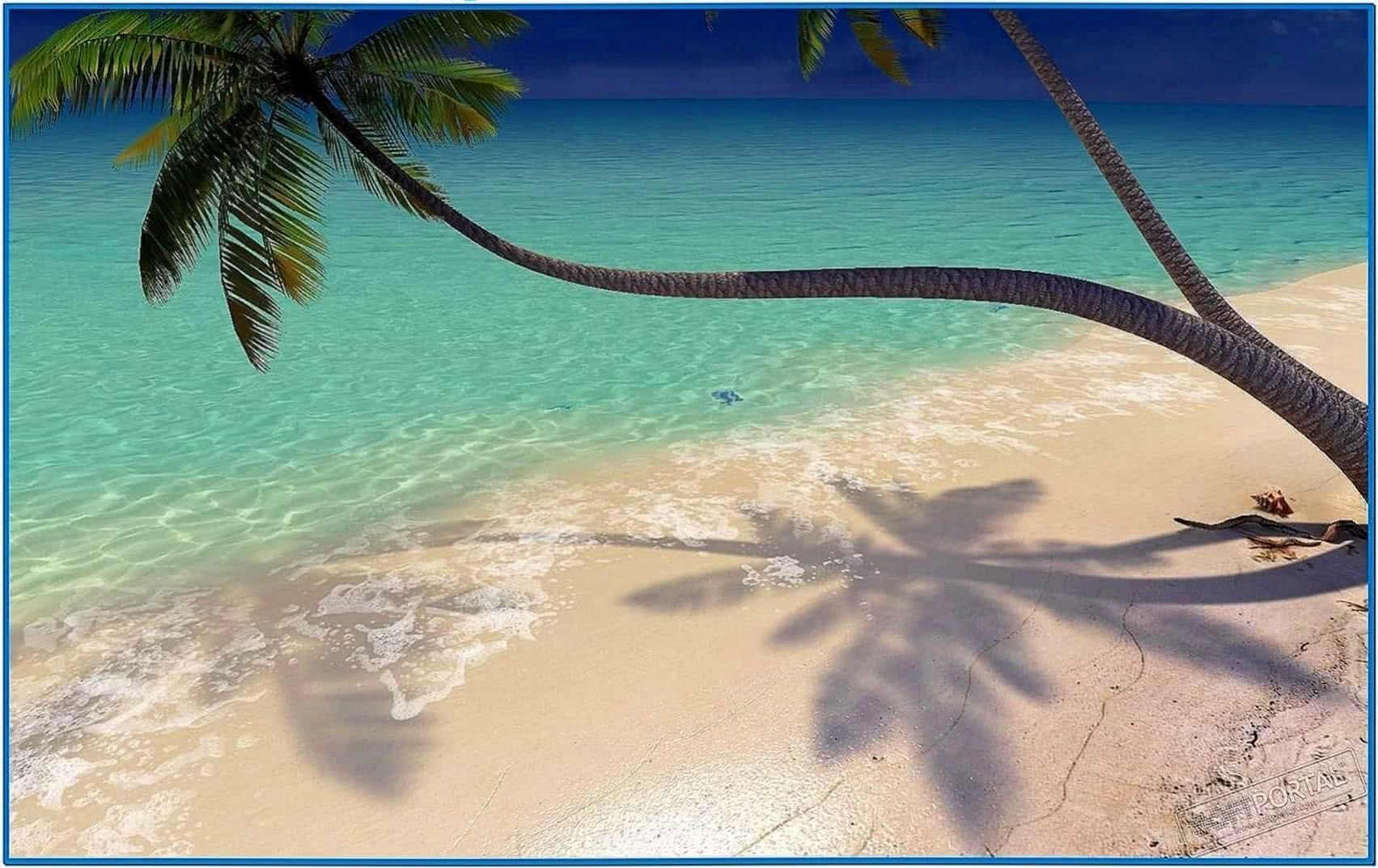 Sandy Beach 3d Screensaver 1 0 Download For Free
