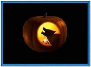 scary halloween screensavers mac
