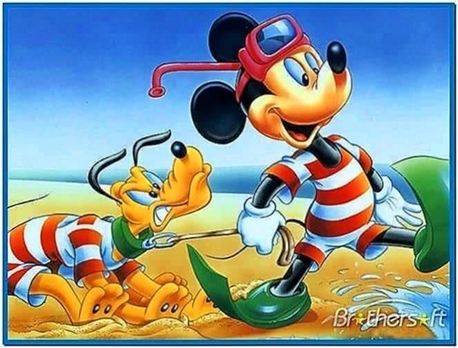 Screensaver 3D Disney