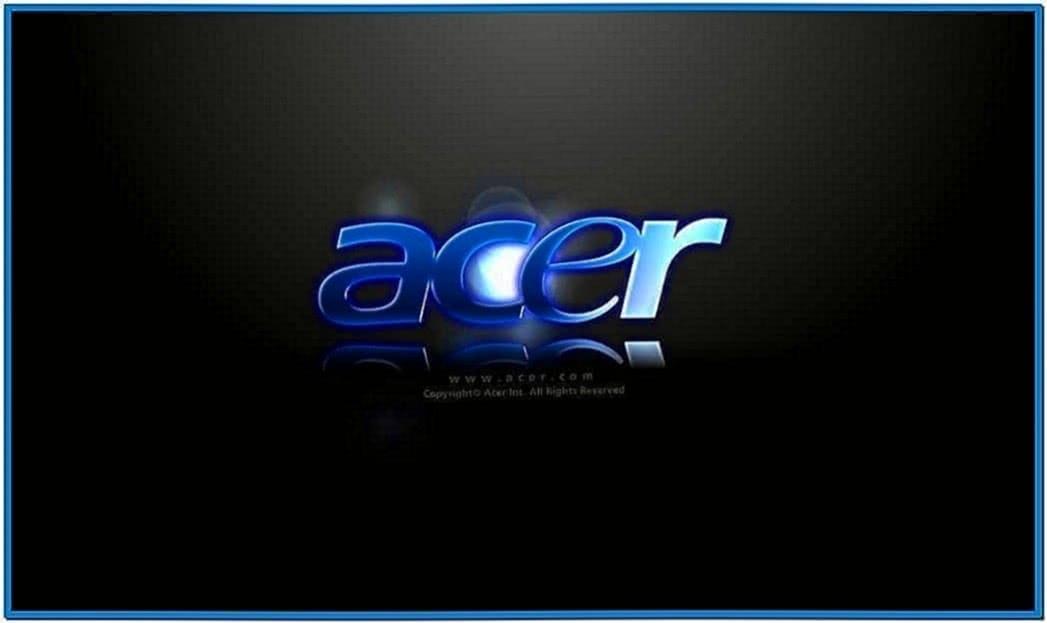 Screensaver Acer