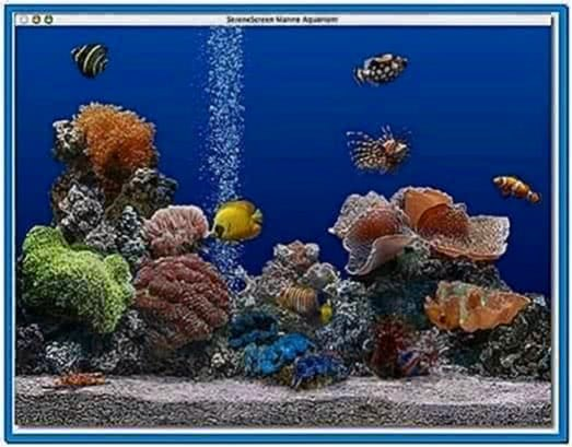 Screensaver Acquario 3D