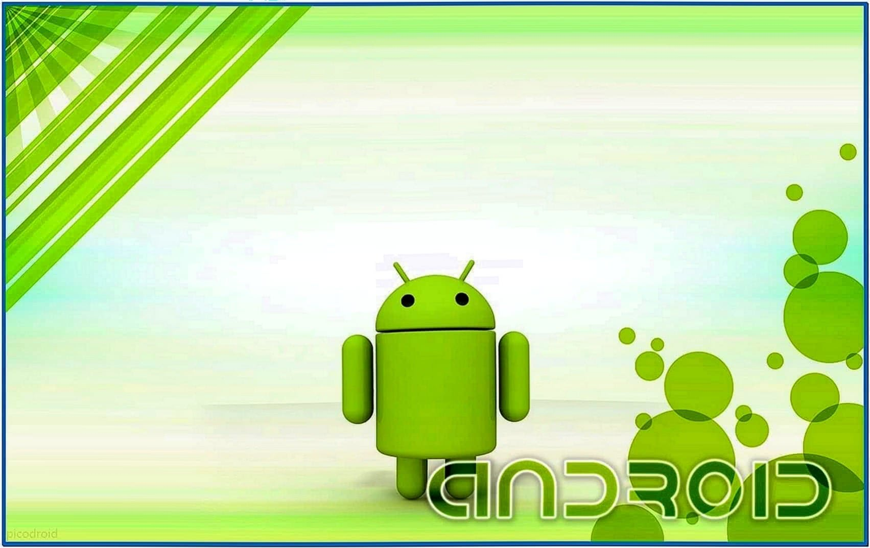Screensaver Android for PC