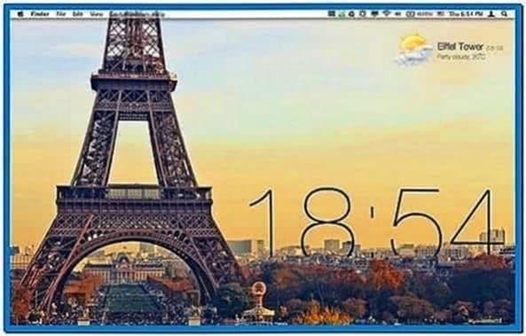 Screensaver Animati Mac
