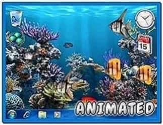 Screensaver Animati PC Acquario