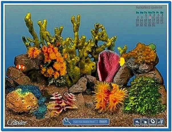 Screensaver Animati PC Acquario