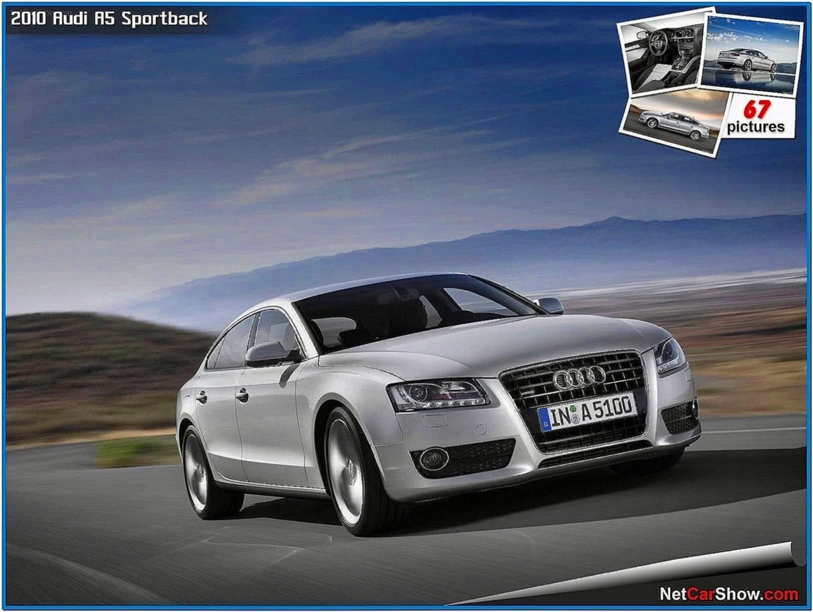 Screensaver Audi A5 Sportback