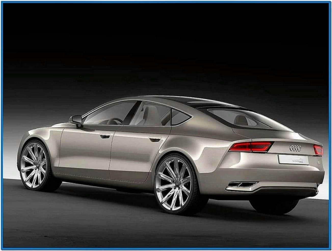 Screensaver Audi A7