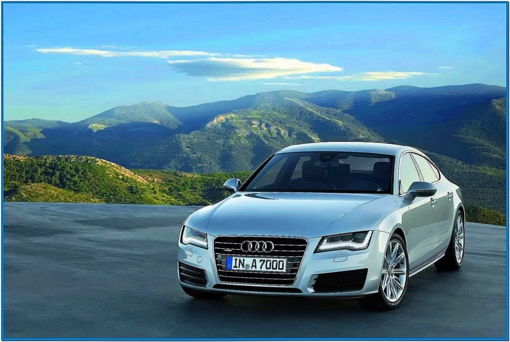 Screensaver Audi A7