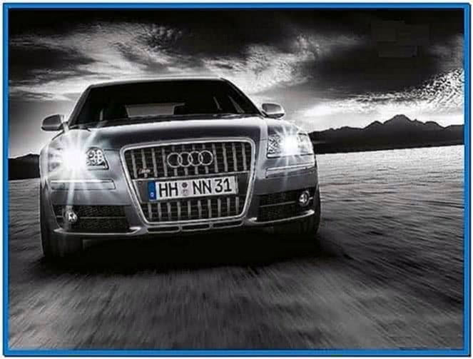 Screensaver Audi A8