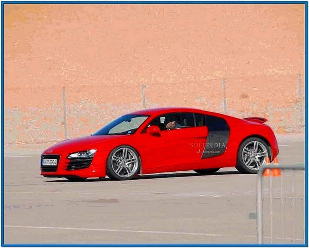 Screensaver Audi R8