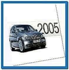Screensaver BMW 3