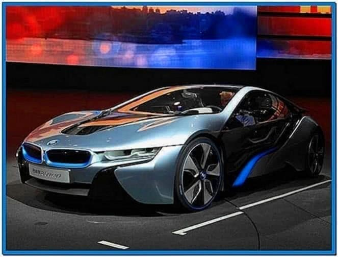 Screensaver BMW I8