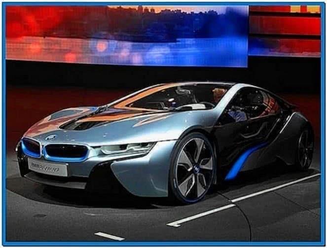 Screensaver BMW I8