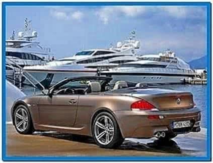 Screensaver BMW M6