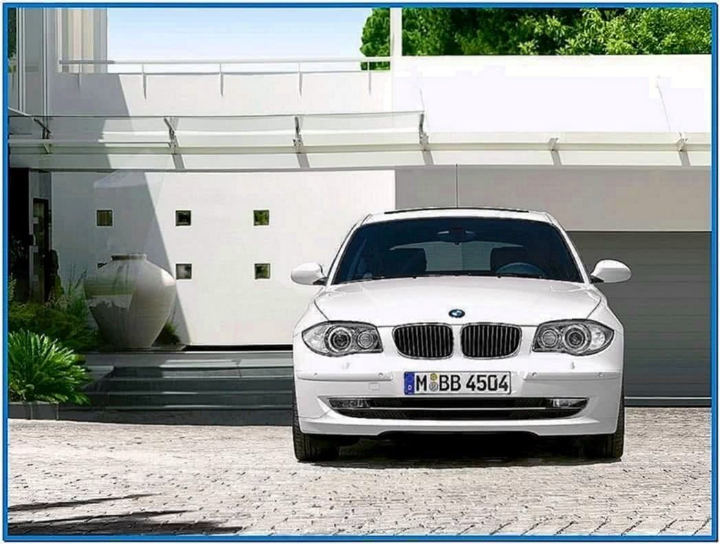 Screensaver BMW Serie 3