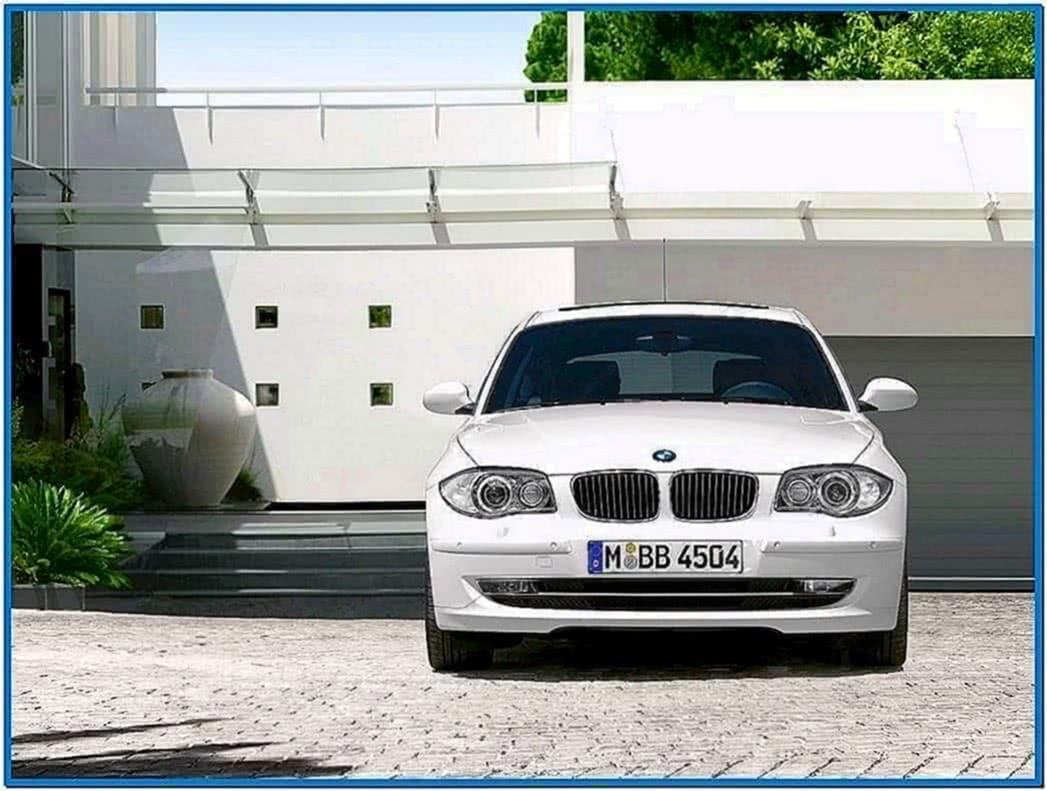 Screensaver BMW Serie 3
