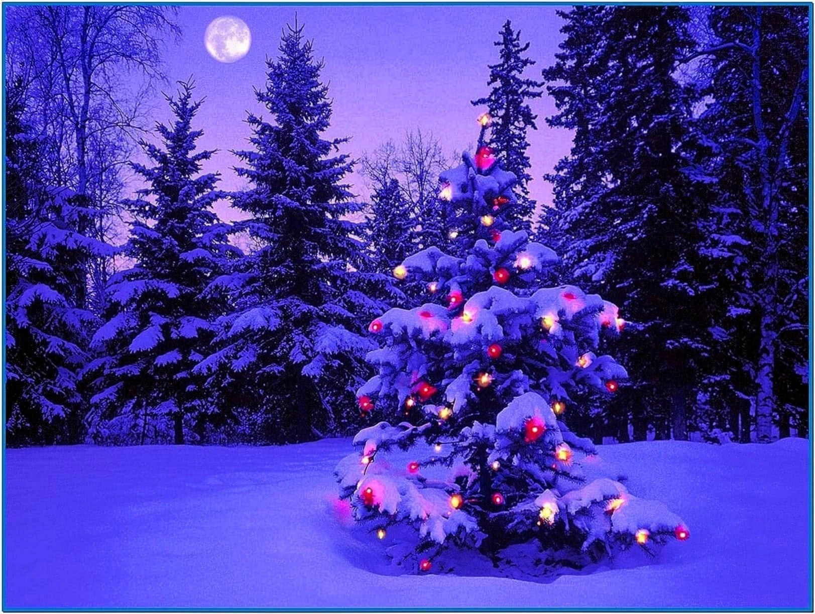 Screensaver Christmas Wallpaper