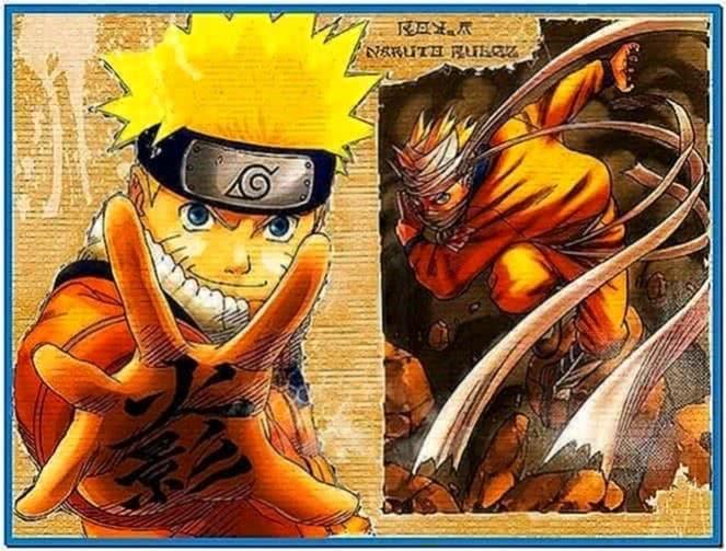 Screensaver De Naruto Shippuden