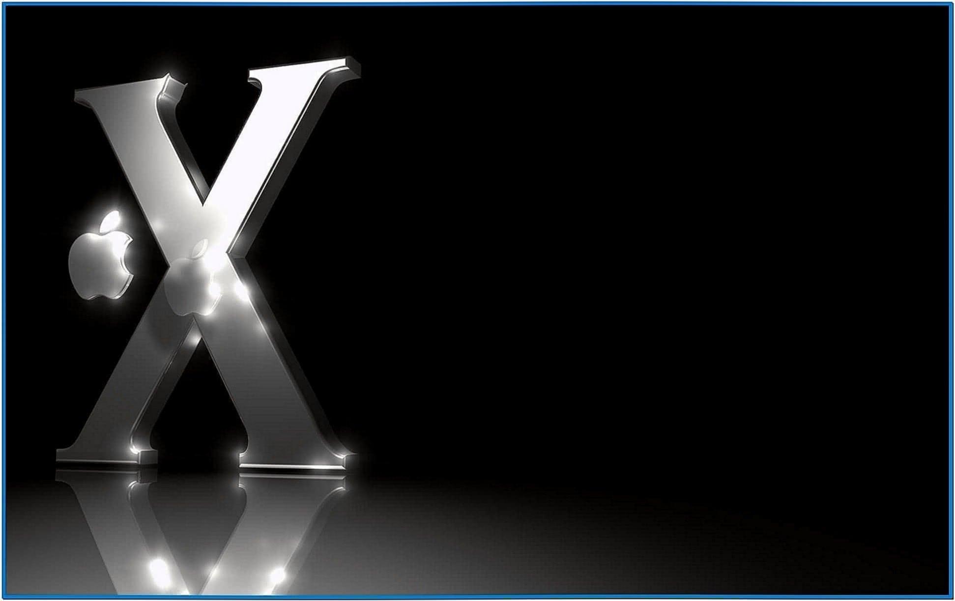 Screensaver Desktop Mac OS X
