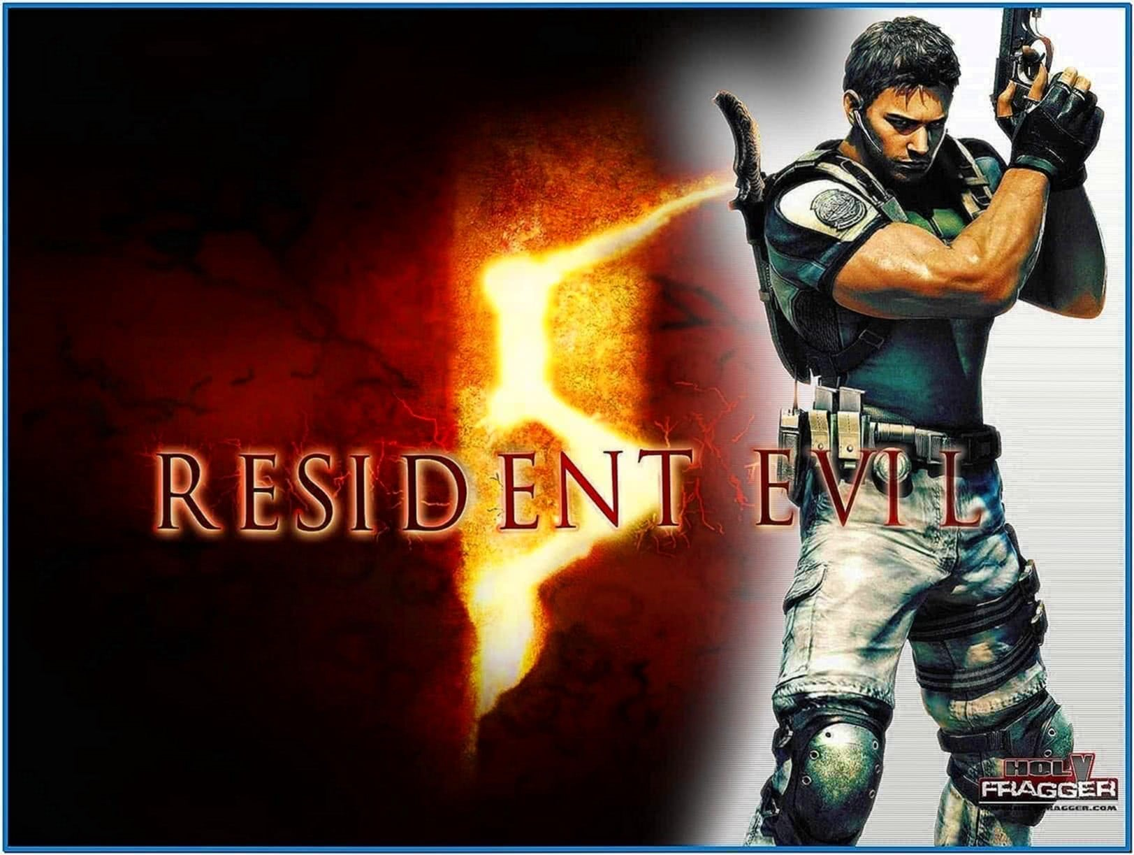 Screensaver Do Resident Evil 5