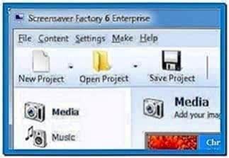 Screensaver Factory 6.5