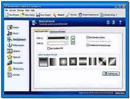 Screensaver Factory Enterprise 4.8