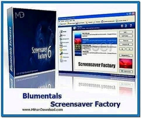 Screensaver factory enterprise 6