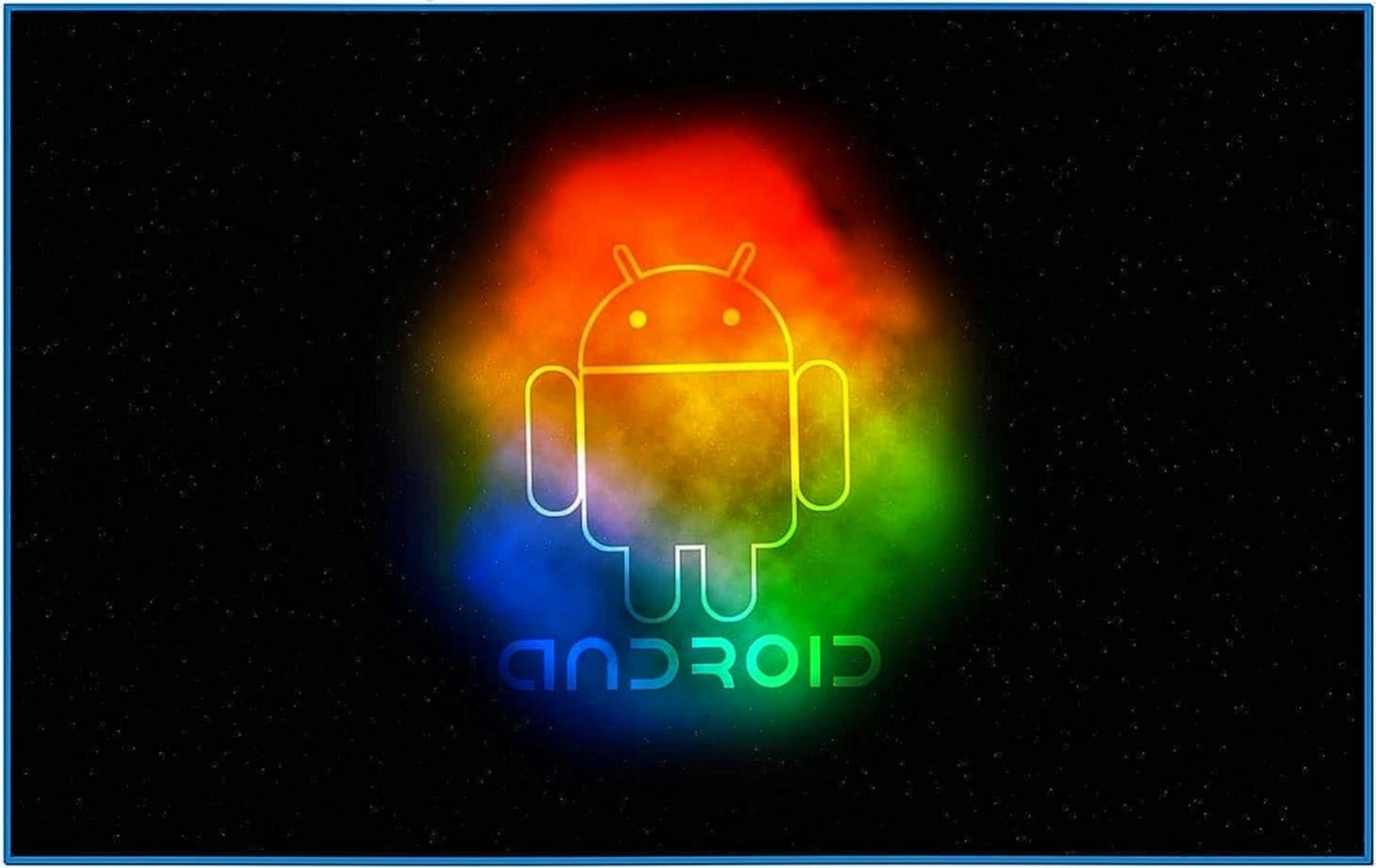 Screensaver for android tablet