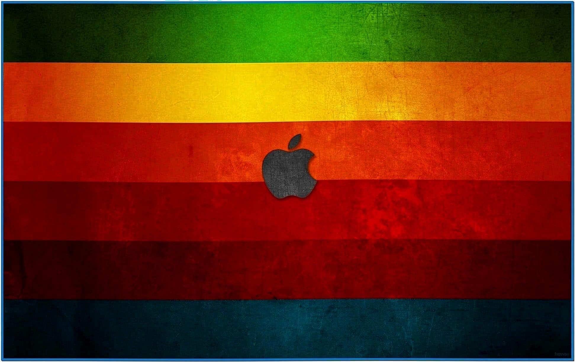Screensaver for Apple