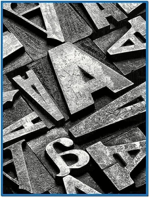 Screensaver for Kindle 4