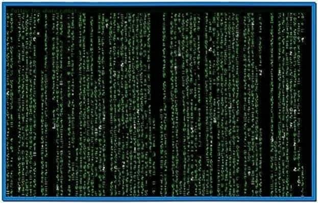 Screensaver for Laptop