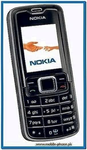 Screensaver for Nokia 3110c