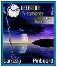 Screensaver for Nokia 6600