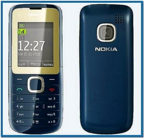 nokia c2-00 themes free download mobile9