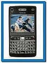 Screensaver for Nokia e71